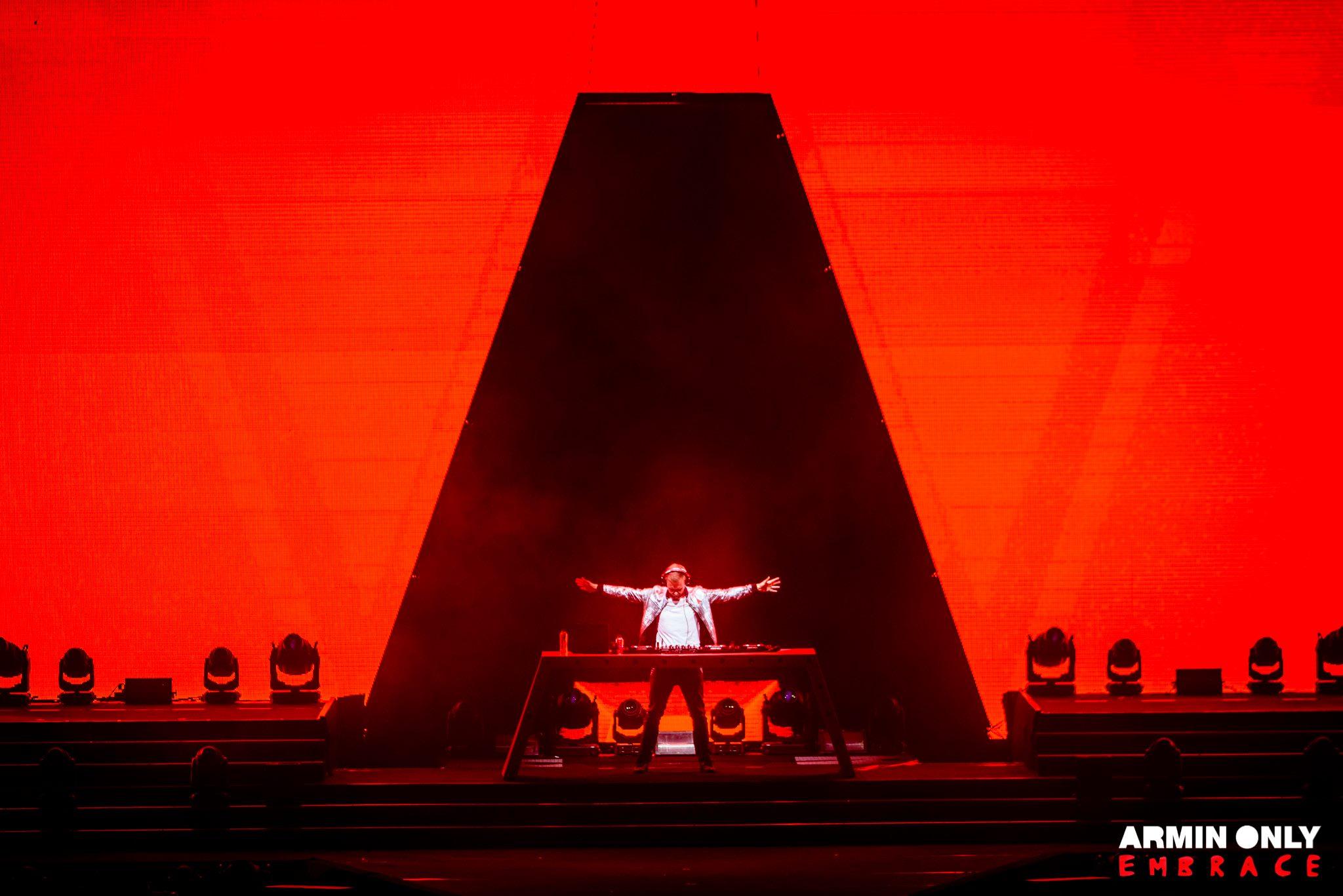 Armin Only Embrace @ Holanda